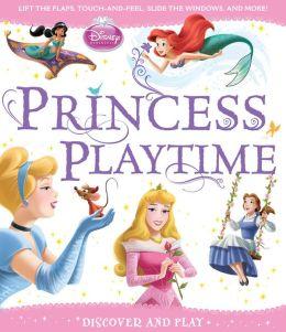 Princess Playtime (Disney Princess Series)