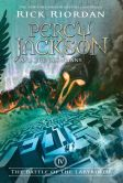 Book Cover Image. Title: The Battle of the Labyrinth (Percy Jackson and the Olympians Series #4), Author: Rick Riordan