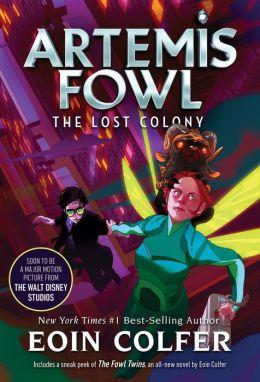 Artemis Fowl; The Lost Colony