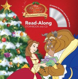 Beauty and the Beast The Enchanted Christmas Read-Along Storybook and CD
