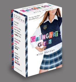 Gallagher Girls: 3 Book Boxed Set