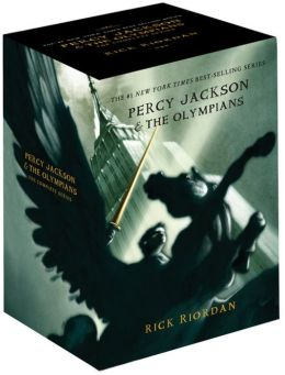 Percy Jackson and the Olympians 5-Book Boxed Set