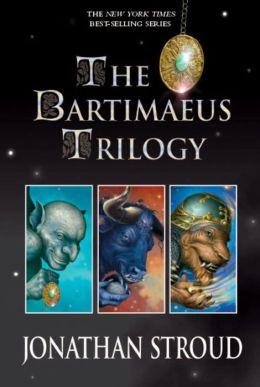 Bartimaeus 3-book boxed set