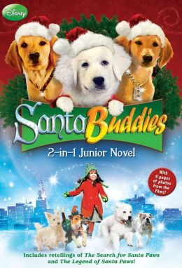 Santa Buddies The 2-in-1 Junior Novel