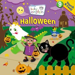 Baby Einstein Touch and Feel Halloween