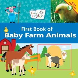 First Book of Baby Farm Animals