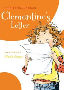 Clementine's Letter (Clementine Series #3) (PagePerfect NOOK Book)