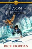 Book Cover Image. Title: Heroes of Olympus, The, Book Two:  The Son of Neptune, Author: Rick Riordan