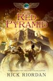 Book Cover Image. Title: The Red Pyramid (Kane Chronicles Series #1), Author: Rick Riordan