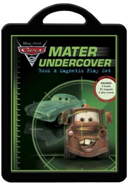 Mater Undercover: A Book and Magnetic Play Set