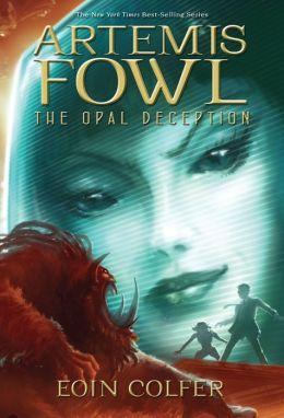 Artemis Fowl; The Opal Deception (Enhanced Edition)