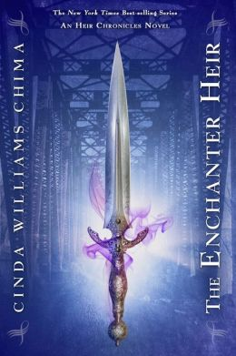 The Enchanter Heir ((The Heir Chronicles, Book 4))