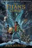 Book Cover Image. Title: Percy Jackson and the Olympians The Titan's Curse:  The Graphic Novel, Author: Rick Riordan