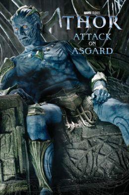 Attack on Asgard