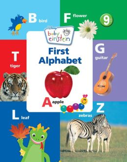 Baby Einstein First Alphabet Book