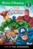 Book Cover Image. Title: These are The Avengers Level 1 Reader, Author: Thomas Macri