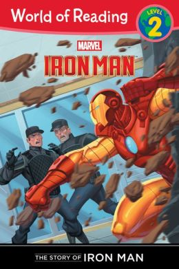 The Story of Iron Man (World of Reading Series: Level 2)