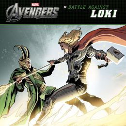 Battle Against Loki (The Avengers)