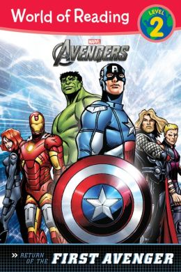 Return of the First Avenger (The Avengers)
