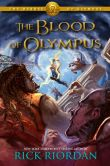 Book Cover Image. Title: The Blood of Olympus, Author: Rick Riordan