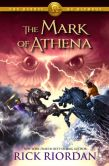 Book Cover Image. Title: The Mark of Athena (The Heroes of Olympus Series #3), Author: Rick Riordan