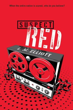 Book Suspect Red