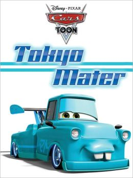 Tokyo Mater (Cars Toons)