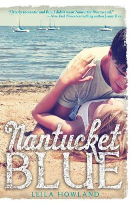 Nantucket Blue (Nantucket Blue Series #1)