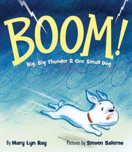 BOOM!: Big, Big Thunder & One Small Dog