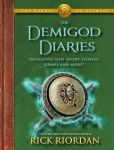 Book Cover Image. Title: The Demigod Diaries (The Heroes of Olympus Series), Author: Rick Riordan