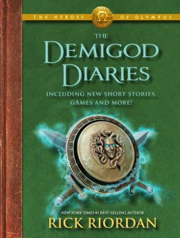 The Demigod Diaries (The Heroes of Olympus Series)