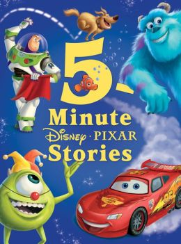 Disney*Pixar 5-Minute Stories