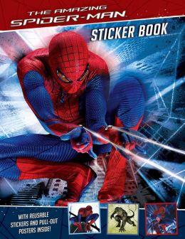 The Amazing Spider-Man Reusable Sticker Book