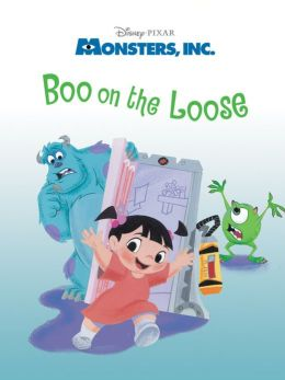 Boo on the Loose (Monsters, Inc.)
