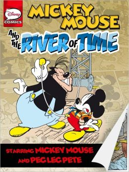 Mickey Mouse and the River of Time (Disney Comic)