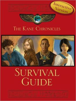 The Kane Chronicles Survival Guide (Interactive Version) (Enhanced Edition)