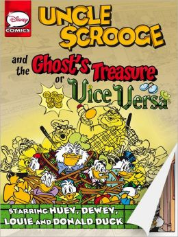 Scrooge McDuck and the Ghost's Treasure or Vice Versa
