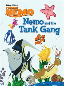 Nemo and the Tank Gang (Finding Nemo)