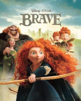 Brave Movie Storybook