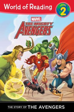 The Story of The Mighty Avengers (Level 2) (Mighty Avengers)