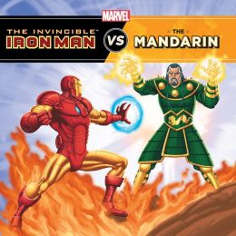 The Invincible Iron Man vs. The Mandarin