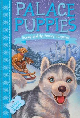 Sunny and the Snowy Surprise (Palace Puppies Series #3)