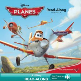 Planes Read-Along Storybook