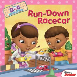 Run-Down Race Car (Doc McStuffins)