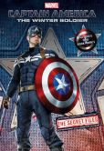 Book Cover Image. Title: Captain America:  The Winter Soldier: THE SECRET FILES, Author: Allison Lowenstein