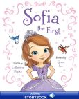 Book Cover Image. Title: Sofia the First Storybook with Audio, Author: Disney Book Group