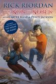 Book Cover Image. Title: The Son of Sobek, Author: Rick Riordan