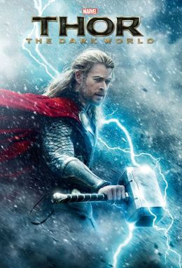 Thor: The Dark World Junior Novel: With 8 Pages of Photos From The Movie!