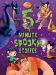 Book Cover Image. Title: 5-Minute Spooky Stories, Author: Disney Book Group