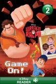 Book Cover Image. Title: Wreck-It Ralph:  Game On!, Author: Susan Amerikaner Disney Book Group